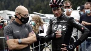 Froome was niet klaar voor de Tour: 'De Vuelta rijden is realistischer'