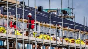 ING: na zes jaar groei nu krimp van bouwproductie door crisis