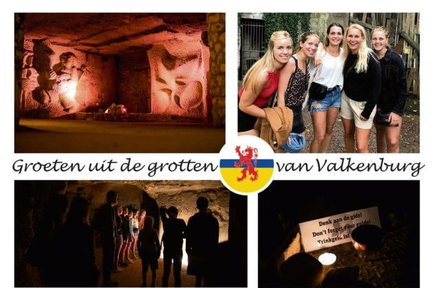 Vakantie in eigen land: ondergronds Valkenburg, anderhalve meter afstand in het pikkedonker