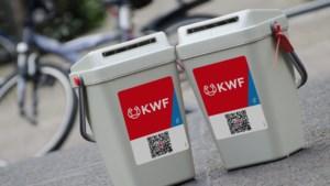 KWF-collecte op afstand en contactloos