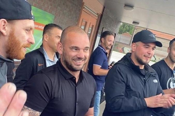 Sprookje van Sneijder bij FC Utrecht is voorbij; Wesley keert niet meer terug op het voetbalveld