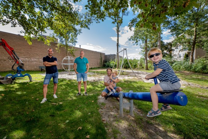 Opknapbeurt speeltuin Gulpen zorgt voor betrokkenheid bij buurtbewoners