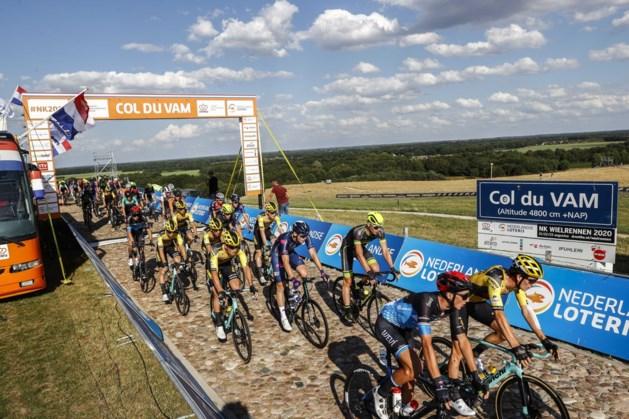Limburgers op NK wielrennen: Stultiens troef bij vrouwen, mannen afwezig