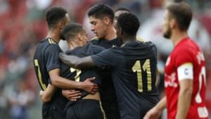 Ajax dendert door en verslaat Oostenrijkse kampioen met klinkende cijfers
