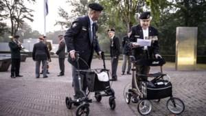 Foto van de week: veteranen en rollators met 'gevaarlijke' namen
