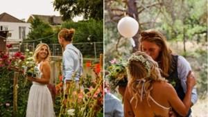 Huwelijksdag Landgraafs koppel krijgt onverwachte wending door heidebrand
