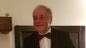 Lintje voor schutterij-beschermheer en LLTB'er Jacques Petit uit Voerendaal