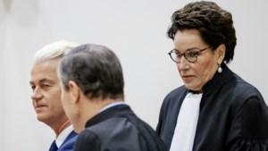 Wilders vraagt in laatste woord om vrijspraak na 'bewijs' uit ingezonden brief AD
