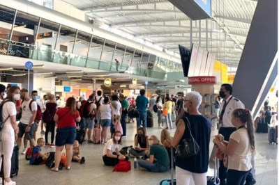 Fors meer besmette reizigers op Eindhoven Airport, aantal in augustus verviervoudigd