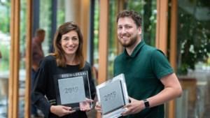 Prijs 'De Tegel' uitgereikt aan journalisten De Limburger