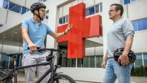 Artsen van intensive care Maastricht UMC+ breken lans voor dragen van fietshelm