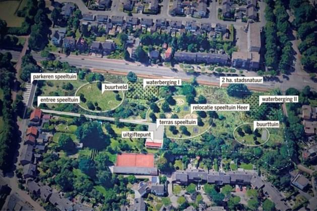 Initiatiefnemers buurtpark Groene Poort Oost presenteren plannen