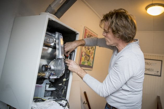 Aardgasvrij nog ver weg: 'Stijging verkoop aantal cv-ketels'
