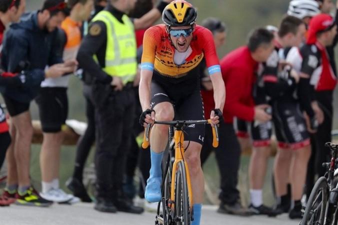 Wout Poels over de Tour: 'Het is ook wel een beetje spannend, mijn nieuwe rol'