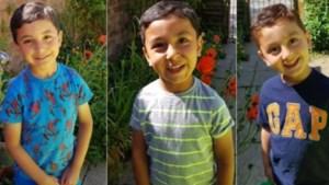 Londen in de ban van ontvoering drie kleuters: acht arrestaties, klopjacht op vader