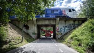 Miscommunicatie: spoorwegviaduct bij Hoolstraat in Voerendaal langer dicht