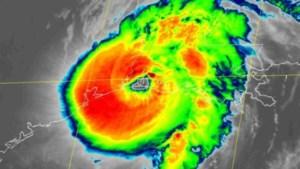 Orkaan Laura verzwakt verder over zuidwesten Amerikaanse staat Louisiana