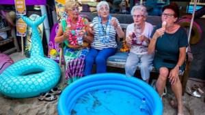Tijdens hittegolf overleden vooral meer ouderen in de zorg