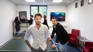 Limburgs duo begint tijdens studie een onderneming: stage lopen bij je eigen bedrijf
