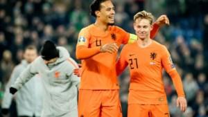 Oranje-internationals krijgen uitzonderingspositie voor coronaregels