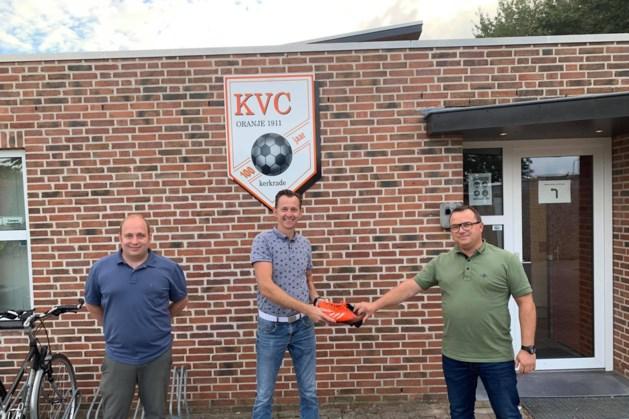 KVC Oranje helpt bij inzamelactie vv Schaesberg