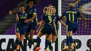 Olympique Lyon pakt vijfde Champions League-zege op rij