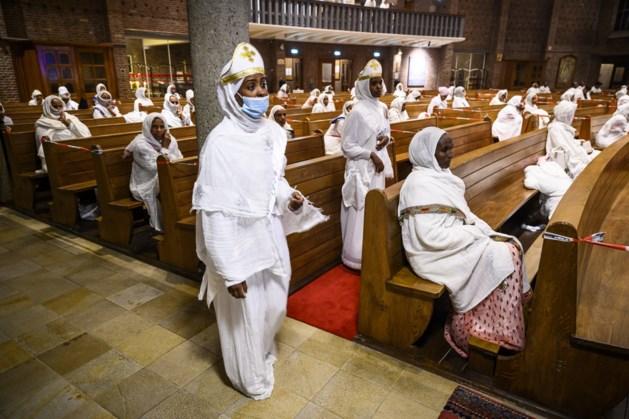 Eritrese ceremonie door corona vooral virtueel gevierd