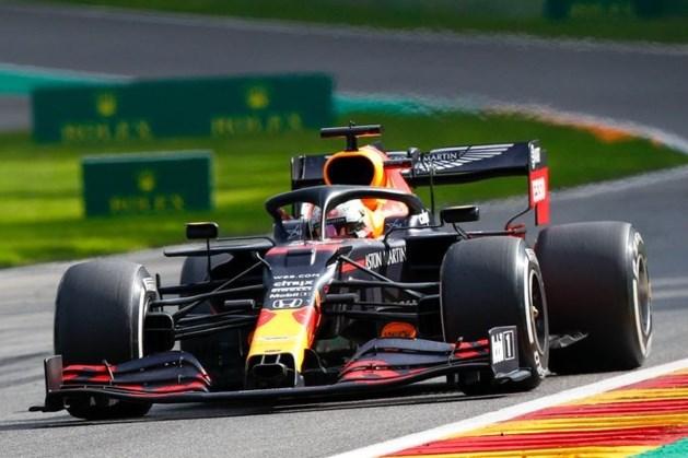 Verstappen derde in Francorchamps achter ongenaakbaar Mercedes-duo