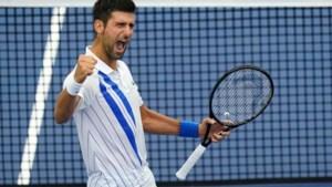 Tennisser Novak Djokovic zet nieuwe spelersvakbond op