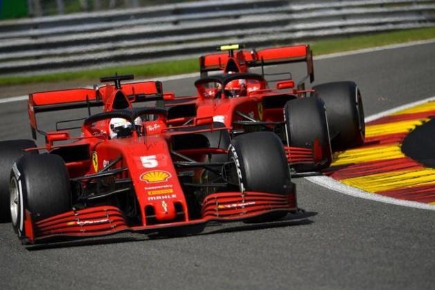 Red Bull-teambaas over geploeter Ferrari: 'Ik houd hier een zure smaak aan over'