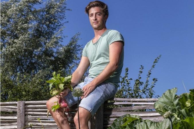 Hugo Kennis kookt dagelijks voor Eigen Huis en Tuin: ''s Nachts zit ik in de moestuin'