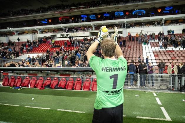 Sportclub'25 organiseert afscheidswedstrijd voor Ruud Hermans met coryfeeën van SVN, Groene Ster en EHC