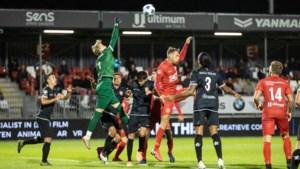 Weerbaar MVV beloond met verdiend punt bij  ambitieus Almere City