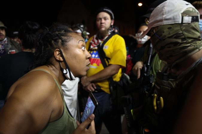 De ingrediënten zijn er: waarom een burgeroorlog om de hoek ligt in Amerika