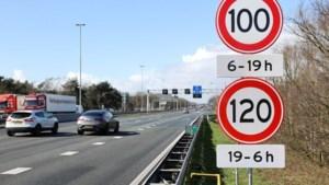 Automobilisten houden zich keurig aan nieuwe limiet van 100 km/u op snelwegen