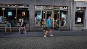 Tijdelijke dependances in lege panden moeten winkeliers in de binnenstad van Maastricht door de crisis heen helpen