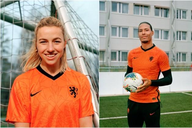 Dit is het nieuwe tenue van Oranje: 'Ik hou van de boodschap die het uitdraagt'