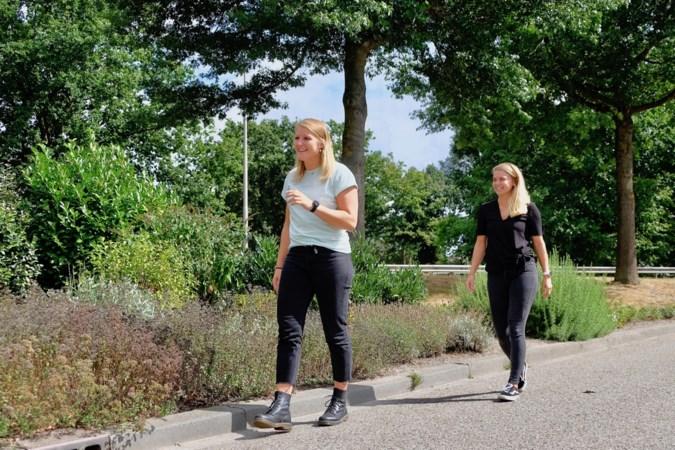 Wandelen door de natuur en geld ophalen voor kankeronderzoek tijdens 'Walk to Fight Cancer'