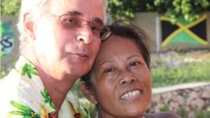 Jo en Rita uit Geleen relaxen op eiland van Bob Marley: 'Pluk de dag is hier het motto'