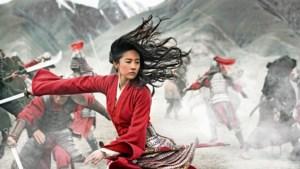 Irritatie in bioscoopwereld over film Mulan: niet in bioscoop, maar wel op Disney +
