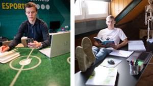 Dubbelinterview Breukers en Piereij: met hoofd bij de amateurs, maar met hart nog bij Fortuna Sittard