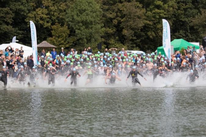 Alle lichten op groen voor Roermond City Triathlon: 'Deelnemers zijn blij dat er weer een wedstrijd is'