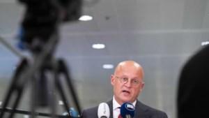 Premier Mark Rutte: Positie Grapperhaus is houdbaar