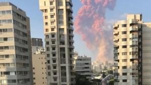 Leger vindt nieuwe grote hoeveelheid ammoniumnitraat bij haven Beiroet
