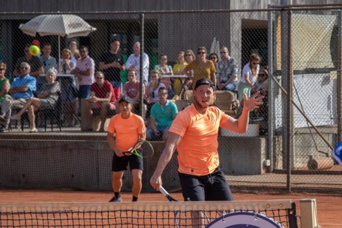 Tennissers Kimbria terug in de hoofdklasse: minder niveau, meer plezier