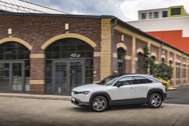 Mazda MX-30: eigenwijs elektrisch
