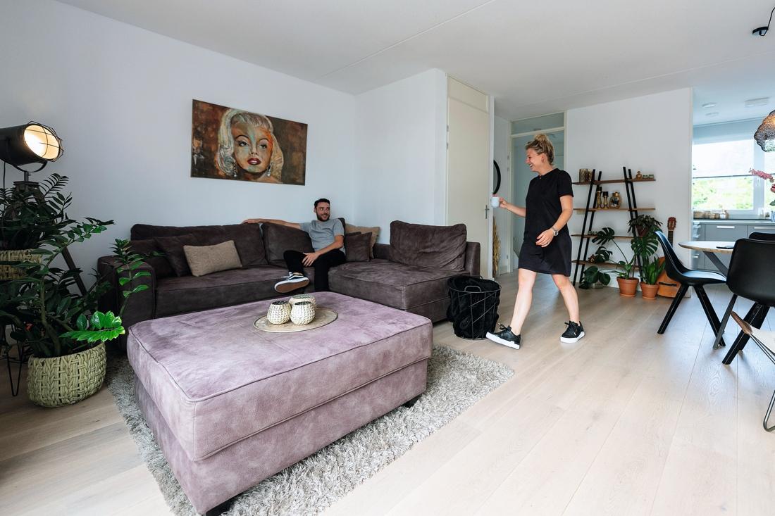 Michelle en Dion verhuisden van Maastricht naar Gronsveld: 'Heerlijk, wat leven in de brouwerij' - D