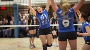 Corona-competitie uitdaging voor volleybalclub ADC omdat publiek in Urmond dicht op het veld zit