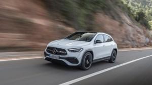 Mercedes-Benz GLA voor stad en land