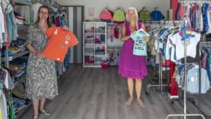 Kledingwinkel Stichting Elk kind telt mee klaar voor de winter